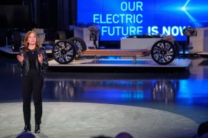 GM plans to become carbon neutral in its global products