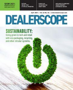 Dealerscope DigiMag Cover April 2021