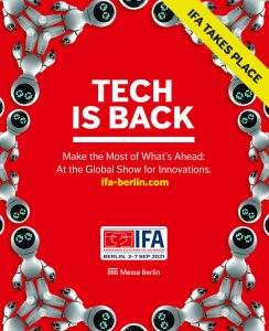 IFA Trade Show Ad