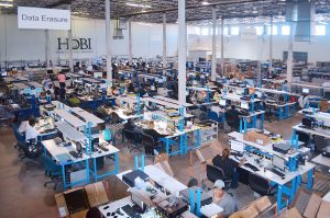 Phone Recycling Factory