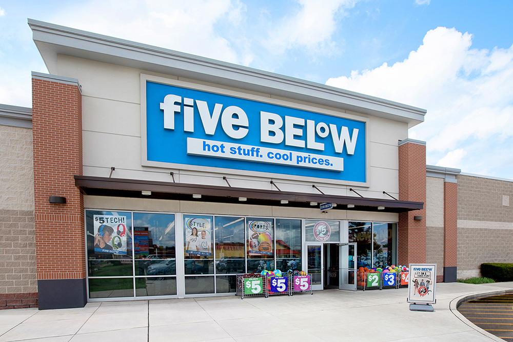 Store Openings Five Below