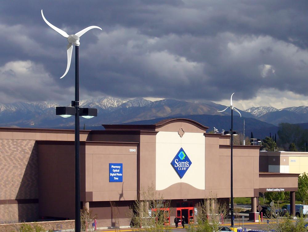 Walmart Wind Energy