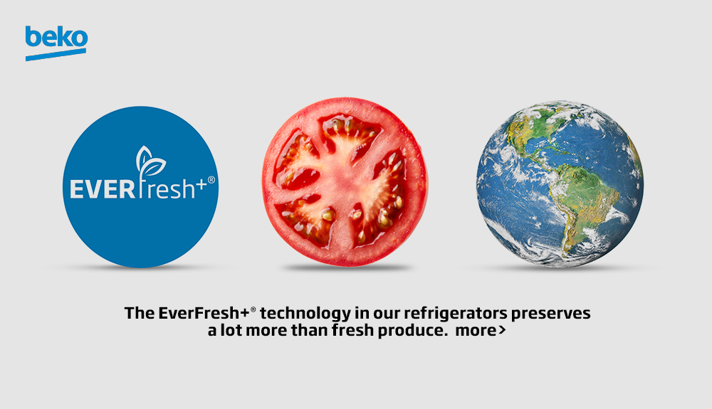 BEKO EverFresh+ Technology